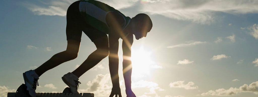 Για να πετύχεις τους στόχους σου σαν δρομέας σκέψου σαν πρωταθλητής!