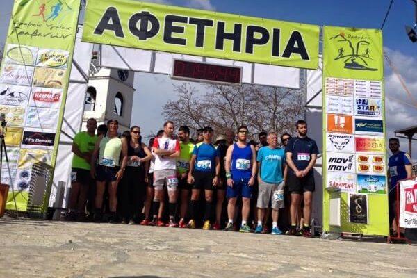 Orliakas Race 2018 - Αποτελέσματα