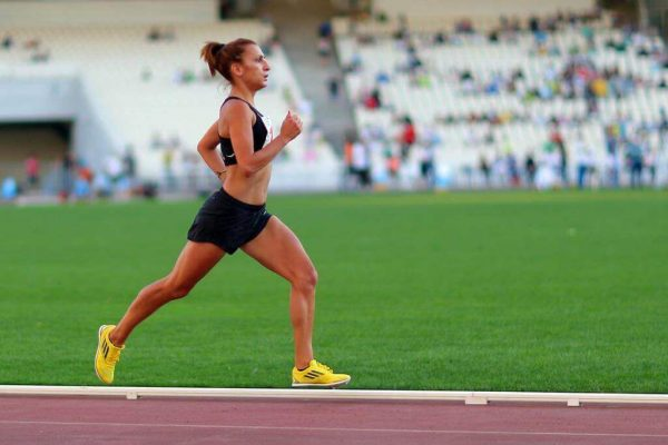 Η Ράνια Ρεμπούλη τρέχει την Κυριακή (22/4) στο Ένσεντε
