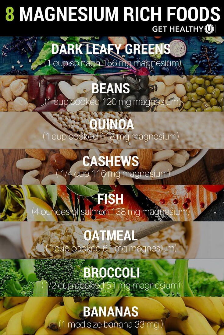 8-Magnesium-Rich-Foods