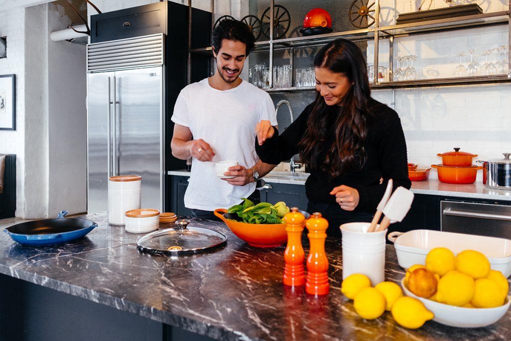 Εναλλακτικοί τρόποι για να βάλετε φρούτα και λαχανικά στη διατροφή σας