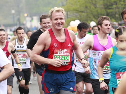 Διάσημοι που δεν γνωρίζατε πως τρέχουν σε Μαραθώνιους!