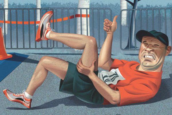 Πέντε ενοχλητικά πράγματα που συμβαίνουν σε όσους τρέχουν
