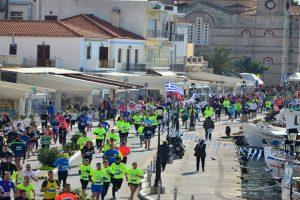 Οι ΑΘΗΝΑΙΟΙ ΔΡΟΜΕΙΣ στον 8ο Αγώνα Δρόμου Ιωάννη Καποδίστρια στην Αίγινα