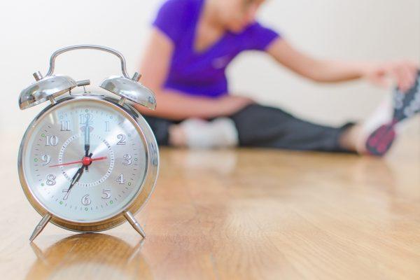 Ποια είναι η καλύτερη ώρα να ασκηθείτε;