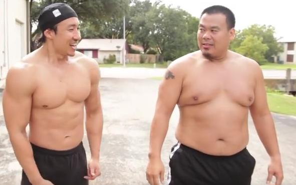 Δυνατό πρόγραμμα γυμναστικής για αρχάριους που θέλουν να χάσουν κιλά
