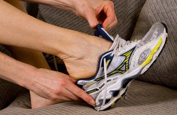 Γυμναστική και τρέξιμο χωρίς κάλτσες; Ούτε να το σκέφτεστε