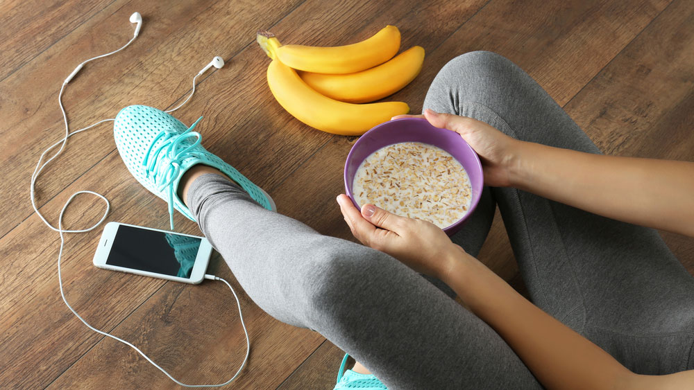 Οι υδατάνθρακες βοηθούν στην καλή υγεία των οστών μετά το τρέξιμο