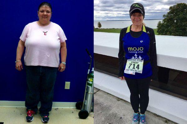 Πώς μια γυναίκα έχασε 59 κιλά και μεταμόρφωσε το σώμα της με το τρέξιμο!