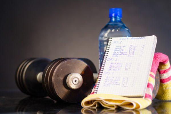 """Η γυμναστική και η υγιεινή διατροφή """"δουλεύουν"""" μόνο με πειθαρχία"""
