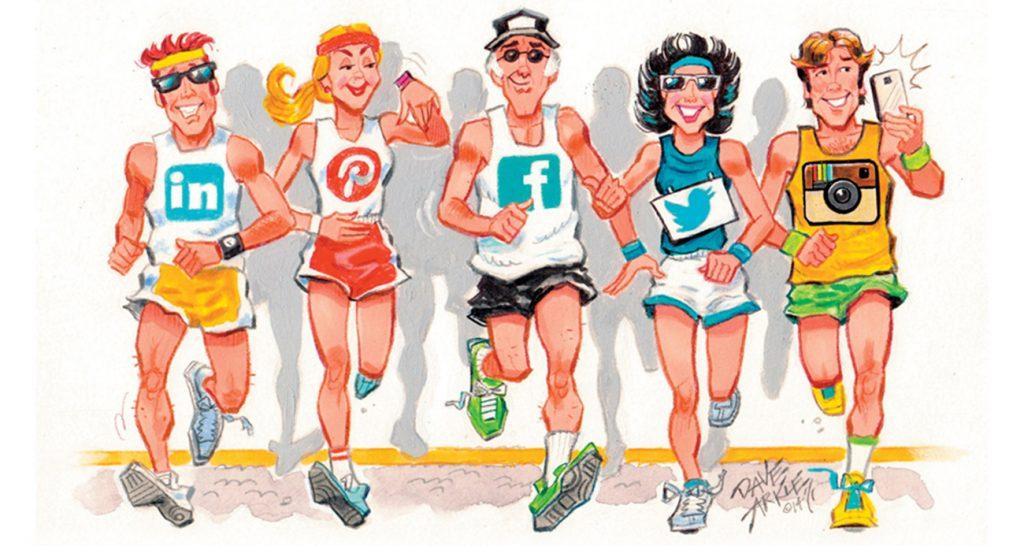 Τα μεγαλύτερα λάθη που κάνει ένας δρομέας εξαιτίας των social media!