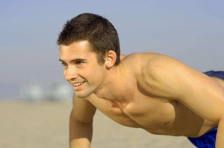 Γυμνάστε το πάνω μέρος σου σώματός σας σπίτι σε 10 λεπτά!