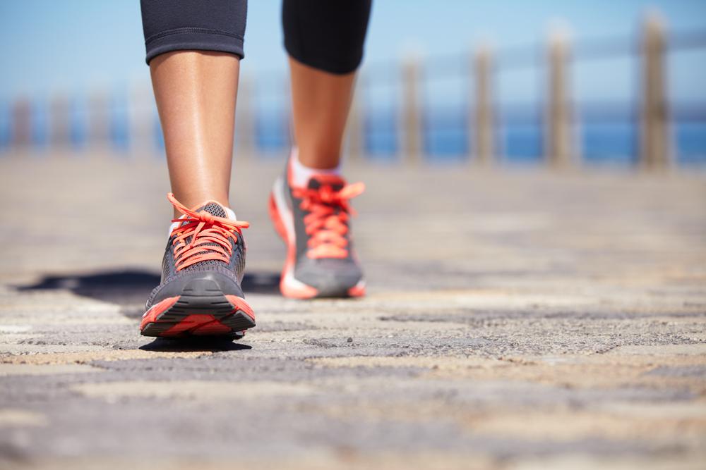 Τι θα σου συμβεί αν περπατάς μισή ώρα κάθε μέρα!