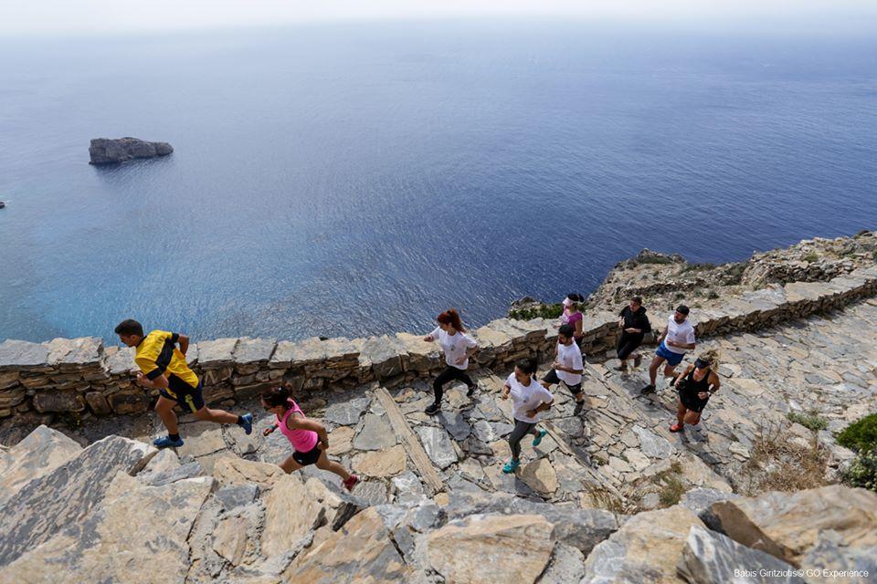 Το Amorgos Trail Challenge υπό την αιγίδα και τη συνδιοργάνωση τη περιφέρειας Ν. Αιγαίου