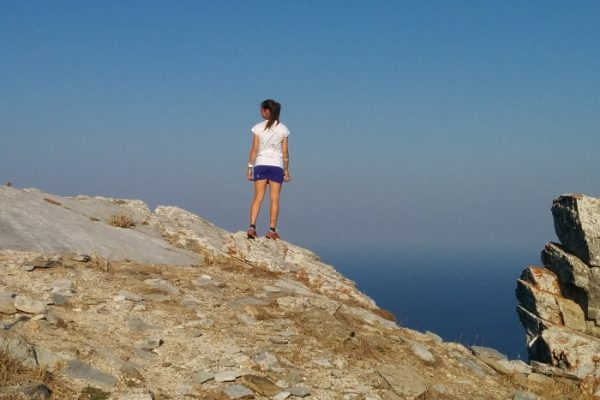 Γνωριμία με τις διαδρομές του Andros Trail Race