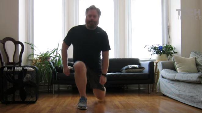Δείτε το αποτέλεσμα επτά λεπτών άσκησης κάθε πρωί για ένα μήνα (video)