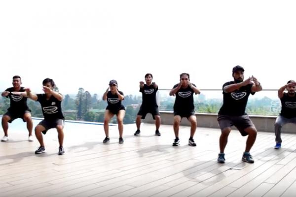 Tabata: Κάψτε το λίπος με ένα τετράλεπτο πρόγραμμα για όλους (video)
