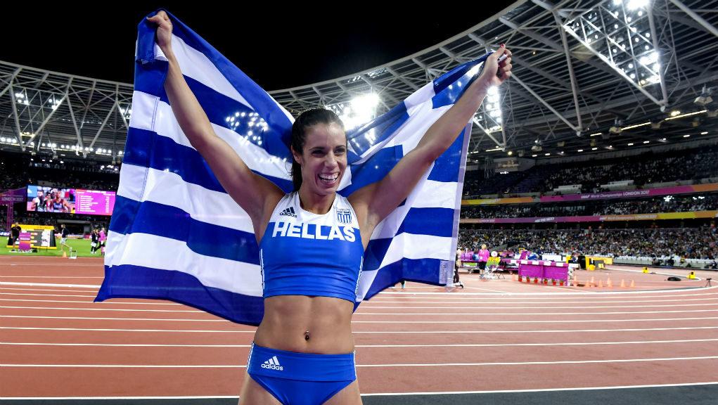Εκπρόσωπος των αθλητών στην IAAF η Κατερίνα Στεφανίδη