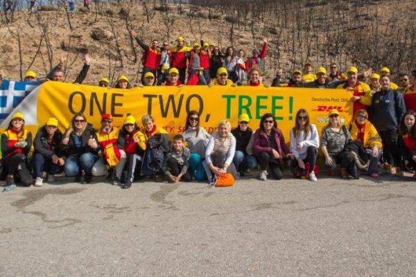 Το Spetses mini Marathon αναδασώνει τις Σπέτσες