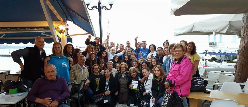«Charity4U» και Spetses mini Marathon σαρώνουν τα βραβεία