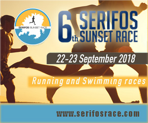 Serifos Sunset Race 6