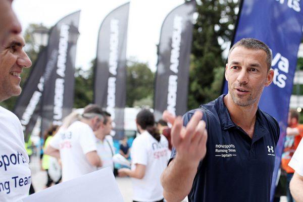 Ο Περικλής Ιακωβάκης πρόεδρος της Επιτροπής Αθλητών της ΕΑΑ