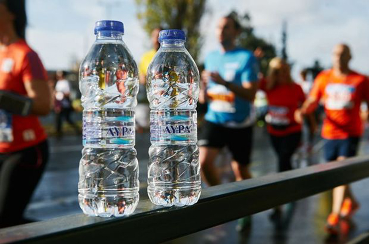 «Φρόντισε την ΑΥΡΑ σου» παίρνοντας τη σκυτάλη από το Φυσικό Μεταλλικό Νερό ΑΥΡΑ