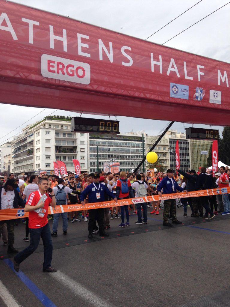 7ος Ημιμαραθώνιος Αθήνας - Αποτελέσματα