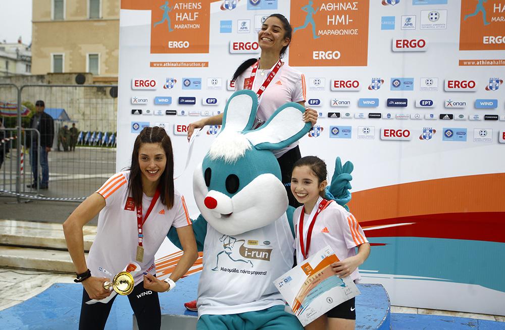 Μαγγίνας και Καρακατσάνη νικητές στα 5 χλμ.