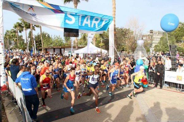 12ος Διεθνής Μαραθώνιος Λεμεσού - Αποτελέσματα