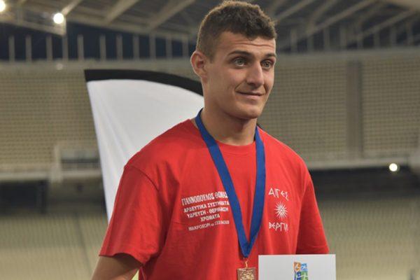 Ο Νίκος Τουλίκας τρέχει στον 7ο Ημιμαραθώνιο της Αθήνας