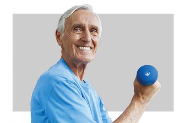 Ελαφριά άσκηση και λίγο αλκοόλ παρατείνουν τη ζωή των ηλικιωμένων