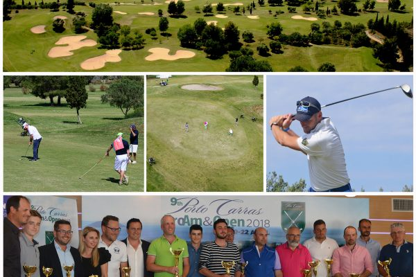Ολοκληρώθηκε με επιτυχία το 9ο Porto Carras Pro Am & Open 2018 τουρνουά γκολφ!