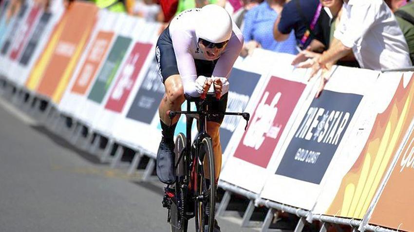 Χαμίς Μποντ: Από πρωταθλητής κωπηλασίας, πρωταθλητής ποδηλασίας!