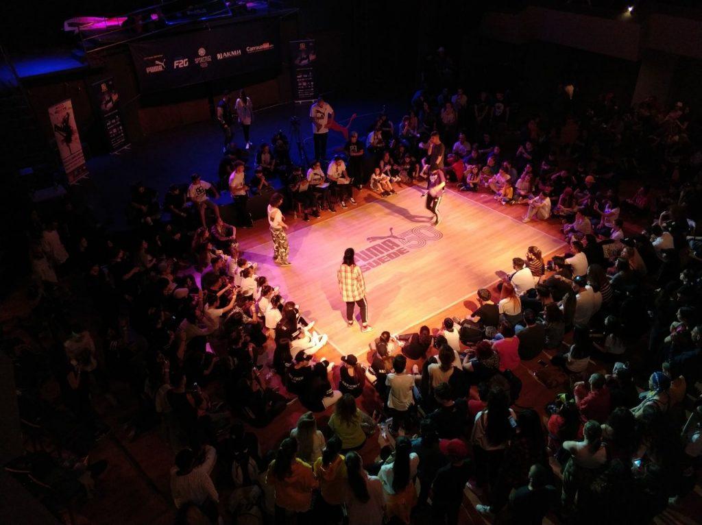 Tα θρυλικά PUMA Suede κατακτούν το Breakin' Bad Street Dance Festival!