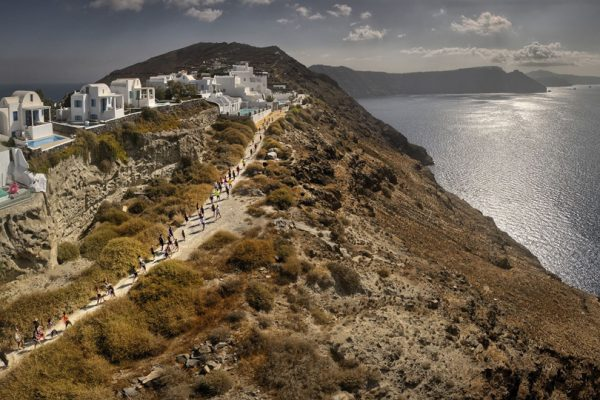 """Άνοιξαν οι εγγραφές για το 4o """"Santorini Experience"""""""