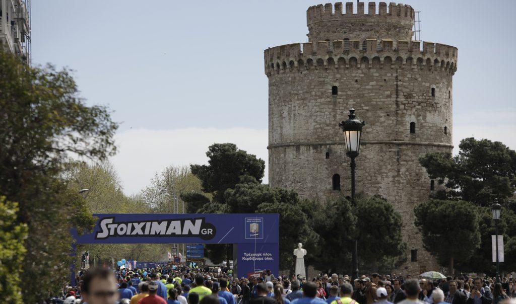 """Η Stoiximan για τρίτη συνεχή χρονιά, δίπλα στον Διεθνή Μαραθώνιο """"Μέγας Αλέξανδρος"""""""