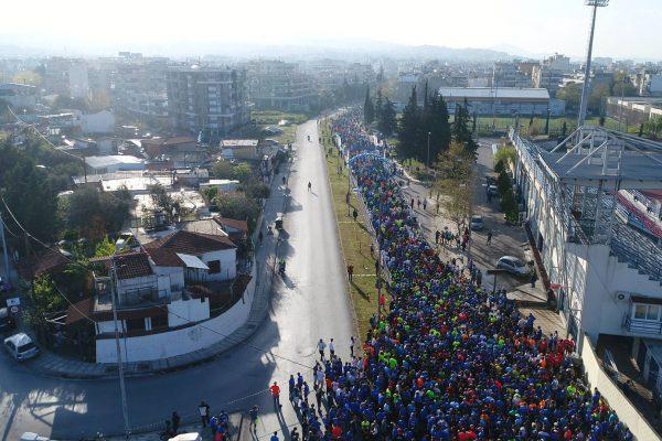 Η Θεσσαλονίκη στο... πόδι για τον 14ο Διεθνή Μαραθώνιο ΜΕΓΑΣ ΑΛΕΞΑΝΔΡΟΣ