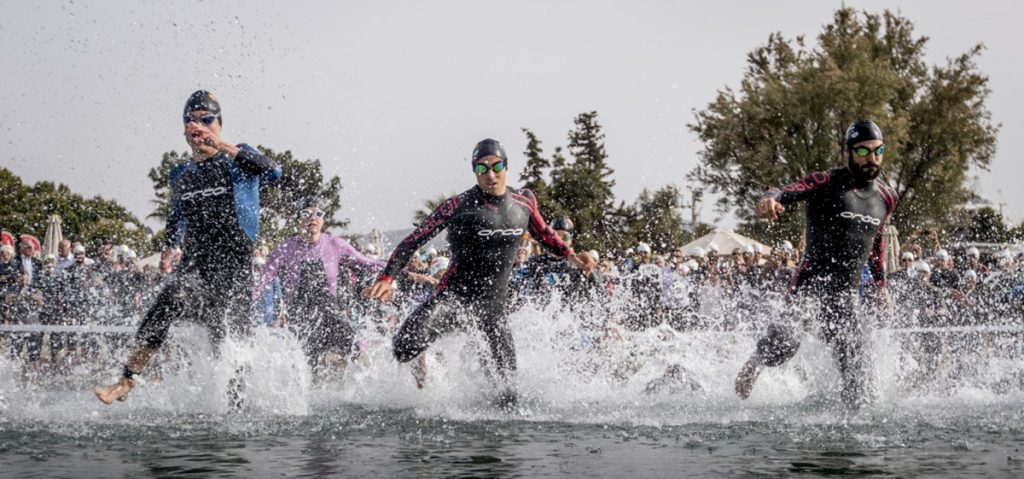 Στην τελική ευθεία για το XTERRA Greece OffRoad Triathlon World Championship
