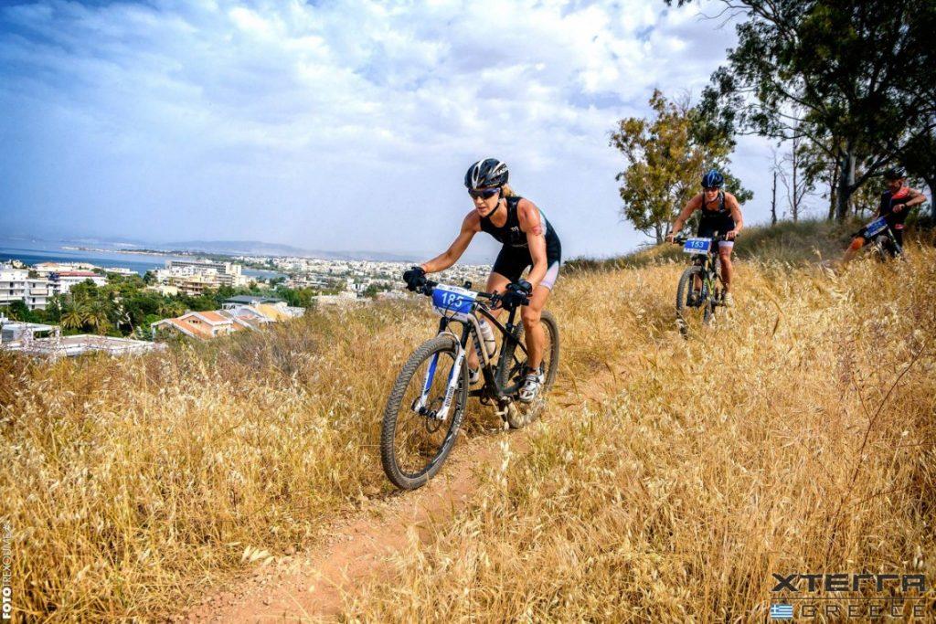 Νάντια Συντζανάκη: XTERRA η πιο άρτια διοργάνωση στην Ελλάδα