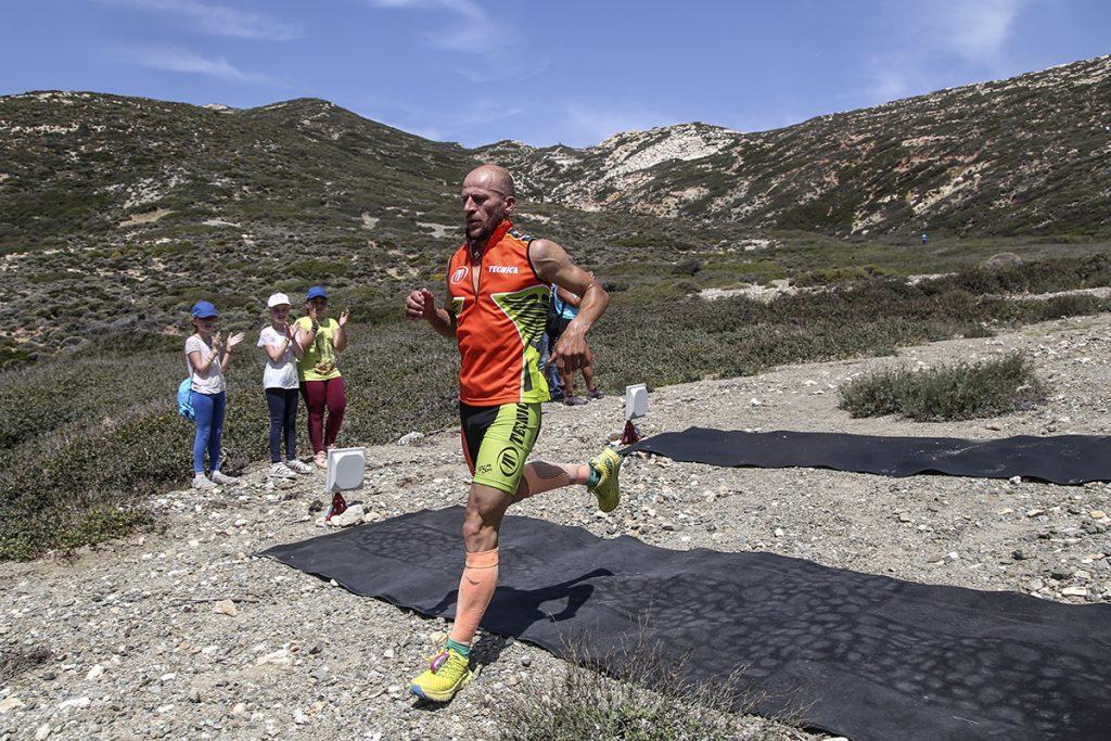 Amorgos Trail Challenge - Αποτελέσματα