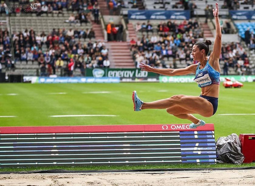 Στο Jumping Meeting της Καλλιθέας η παγκόσμια πρωταθλήτρια Ivana Spanovic!