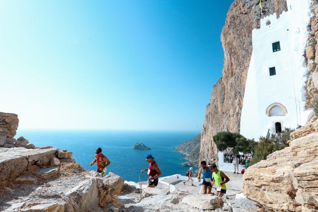 Η περιπέτεια του Amorgos Trail Challenge.... μετά μουσικής