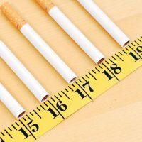Η διακοπή του καπνίσματος μπορεί να... βοηθήσει την απώλεια βάρους