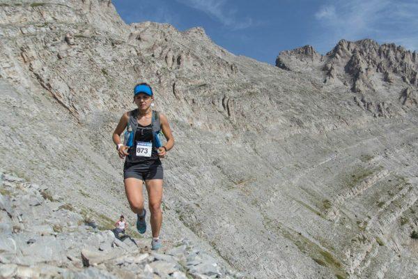 Sifnos Trail Race: Η Δήμητρα Μπίκα στην κάμερα του runnfun.gr