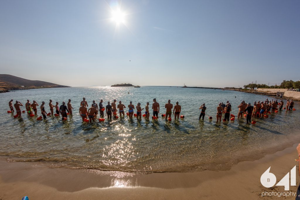 3rd Trimore Syros Triathlon swimming - Αποτελέσματα