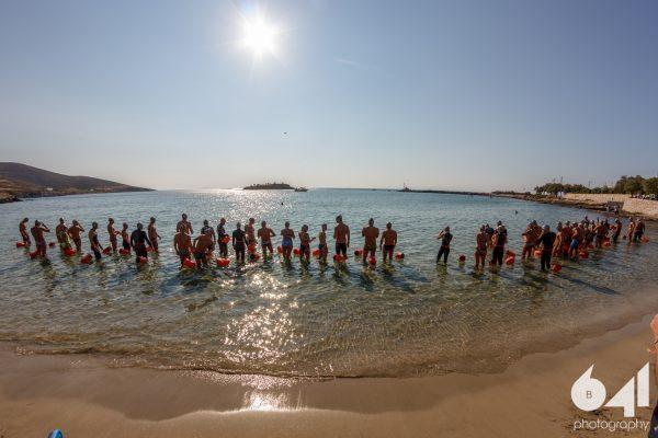 3rd Trimore Syros Triathlon swimming - Αποτελέσματα