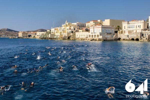 Αθλητική και ταξιδιωτική εμπειρία το 3ο TRIMORE Syros Triathlon