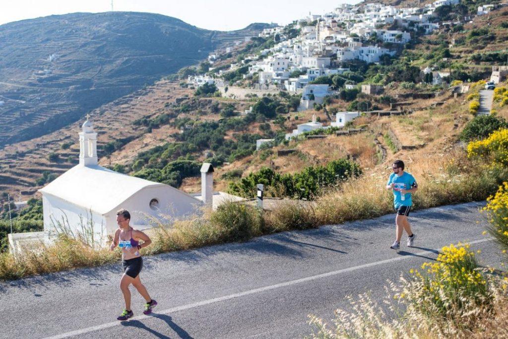 Στις 9 Ιουνίου το Tinos Running Experience