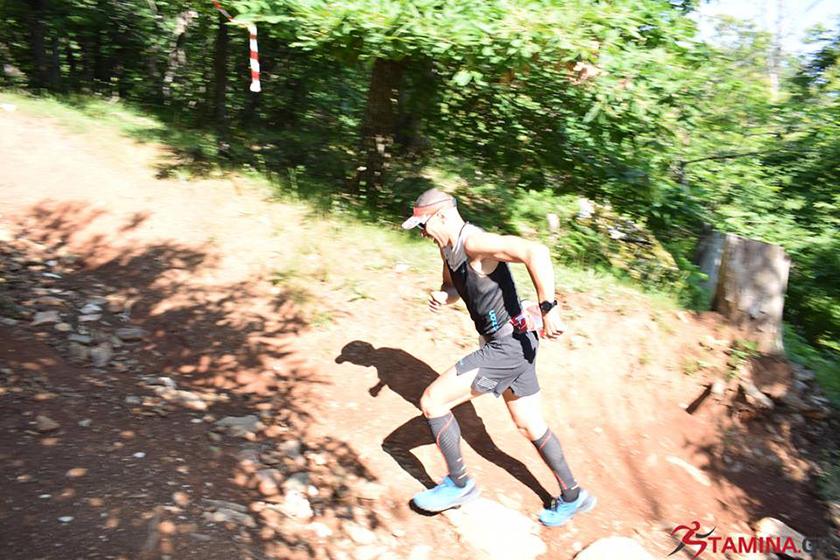«Έκλεψε» ξανά τις εντυπώσεις ο Χοτριάτης Trail Run